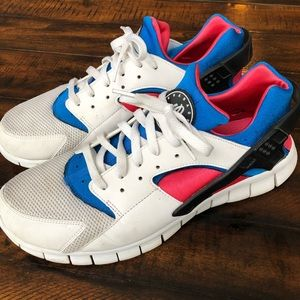Nike Huarache Free Run 2012